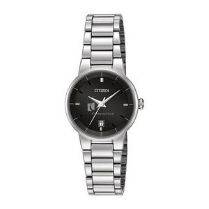 Women's Citizen® Watch (Black Dial)