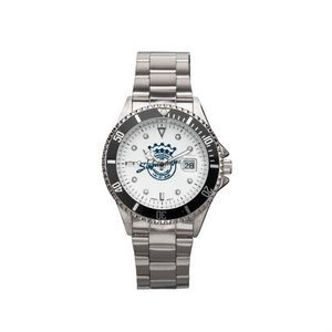 The Master Watch - Ladies - White Dial