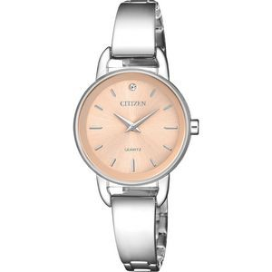 Citizen Women's Quartz Silver-Tone Bracelet Watch