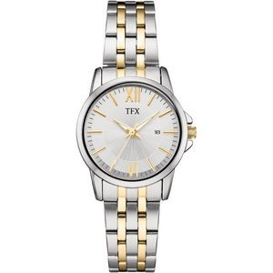 TFX Women's Two-Tone Bracelet Watch