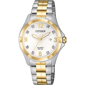 Citizen Women's Quartz Two-Tone Bracelet Watch