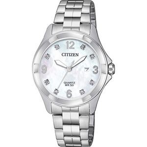 Citizen Women's Quartz Stainless Steel Bracelet Watch