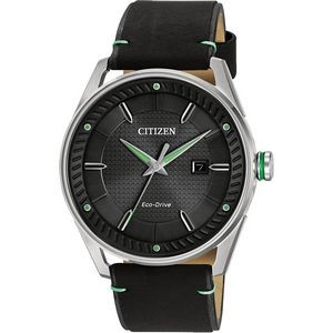Citizen Men's Eco-Drive with Black Strap